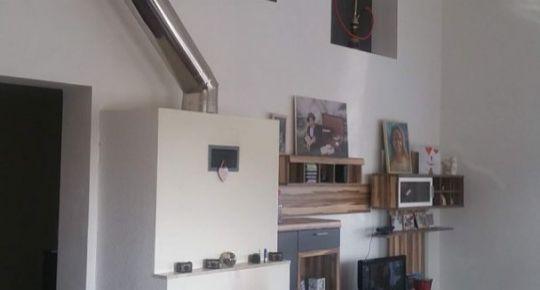 Predaj, dvojgeneračný rodinný dom v obci Badín.
