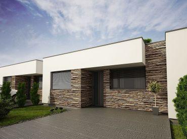 JJ Reality - 4 - izbový rodinný dom UNO/ Vinohrady nad Váhom / * Novostavba s pozemkom *