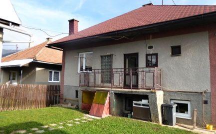 Rodinný dom na peknom pozemku - Bacúch - Horehronie