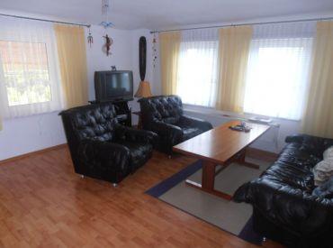 Rodinný dom/rekreačná chalupa, garáž, záhrada, pozemok 1200 m2, VOZOKANY okr. TOPOĽČANY