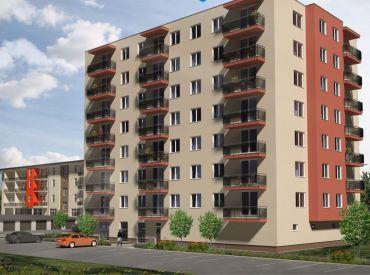 Nové 4-izbové byty na predaj v novostavbe v meste Spišská Nová Ves