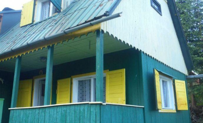Predaj rekreačná chata - Bystrička