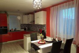 Na predaj Krásny a moderný Bungalov-4-izbový rodinný dom.Rovinka