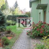 Na prenájom časť rodinného domu v lukratívnej časti Bratislavy - Horský park