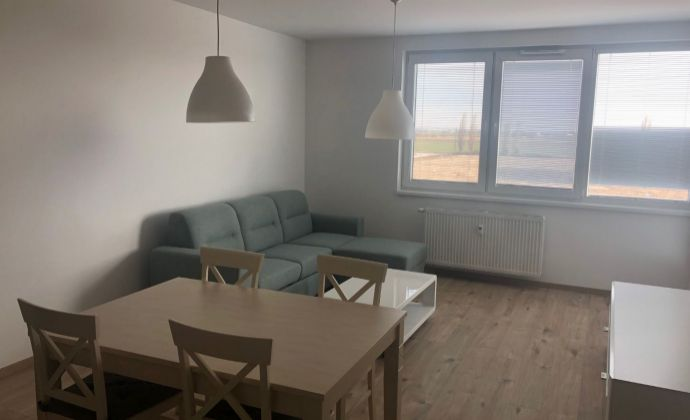 PRENÁJOM -zariadený 2 izbový byt v projekte Arboria s parkovacím miestom v podzemí