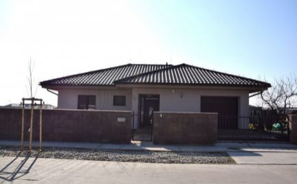 Ponúkam na predaj novostavbu rodinného domu v obci Hrubá Borša.