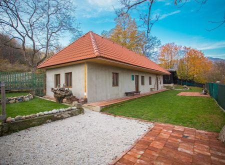 Rodinný dom Nova Lehota / Horná Dolná/ REZERVOVANE