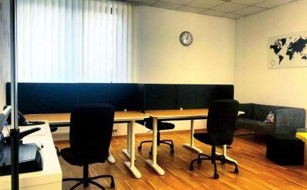 Prenájom luxusných kancelárii v biznis centre na Mierovej ulici