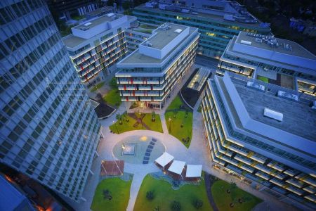 IMPEREAL - Prenájom kancelárií 128 m 2 najvyššieho štandardu v Bratislave - Ružinove