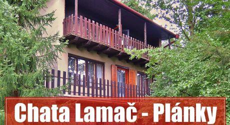 Priestranná chata v Lamači na Plánkach vám poskytne celoročné bývanie v lese i v meste súčasne