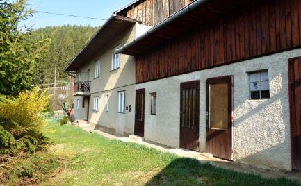 Dom na predaj na pokojnom mieste - Heľpa