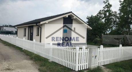Skolaudovaná novostavba rodinného domu v Bodíkoch