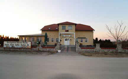 Predaj novej reštaurácie Rakúsko - Heinburg mestská časť Engelhartstetten