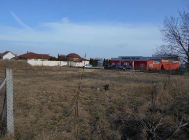 Stavebný pozemok komerčný 1508 m2, Kráľová nad Váhom
