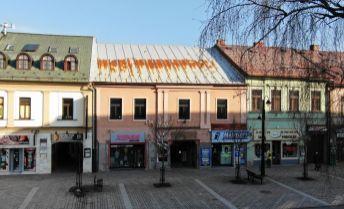 Z N Í Ž E N Á  C E N A Polyfunkčný dom na predaj, centrum mesta Liptovský Mikuláš