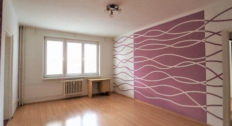 Na predaj byt 3+1, balkón, 2x lodžia, 66 m2, Nové Mesto nad Váhom