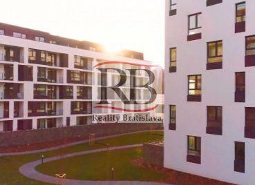 1 izbový byt na Sliačskej ulici v novostavbe Ahoj Park pred kolaudáciou