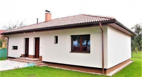 Na predaj rodinný dom - novostavba 4 kk, 472 m2, Slavnica.