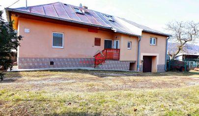 Rodinný domček 145m2, po čiastočnej rekonštrukcií, predaj, Košic-Kavečany, Oblá ulica