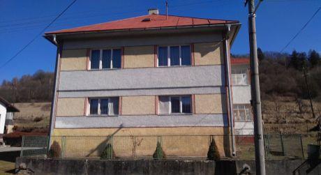 Predaj rodinného domu v Sebedíne.