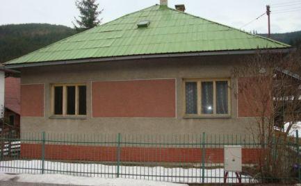 Zachovalý 3i RD v Osrblí - rezervované