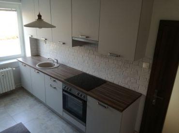 Krásny veľký 2izb byt až 60m2 na Študentskej ulici, zariadený, aj garáž, 650,-Eur