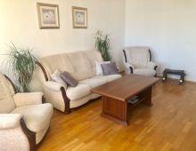Prenájom 3izb. bytu s pekným výhľadom, rekonštruovaný s príjemnou atmosférou, Bieloruská ul. REZERVOVANÝ
