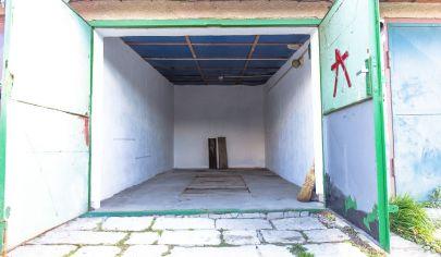Garáž (21 m2) židovský cintorín Sp. Nová Ves