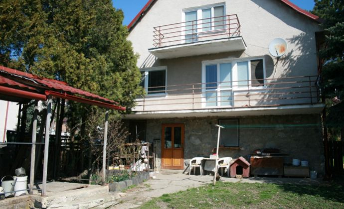 Na predaj Rodinný dom v Bernolákove