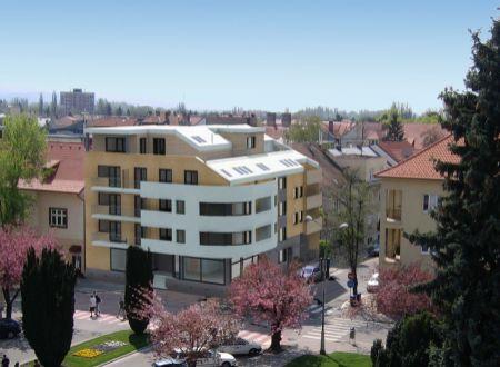 Lukratívny obchodný priestor /obchod-služby, novostavba, odpočet DPH / centrum Piešťany