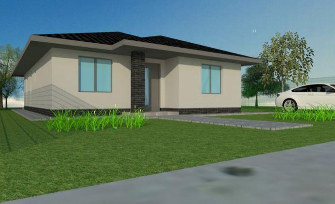 Kvalitná stavba 4-izbového bungalovu, pozemok 570 m2, RegioJet 1000 m, Hviezdoslavov