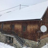 Chata, Chlebnice, 100 m², Pôvodný stav