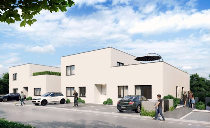 3 a 4 izbové byty, s pozemkom alebo terasou, novostavba, 2x parkovanie, nízke náklady,