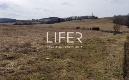 Pozemok vhodný na  komerčné účely, Ovčiarsko - Žilina 1 600 m2