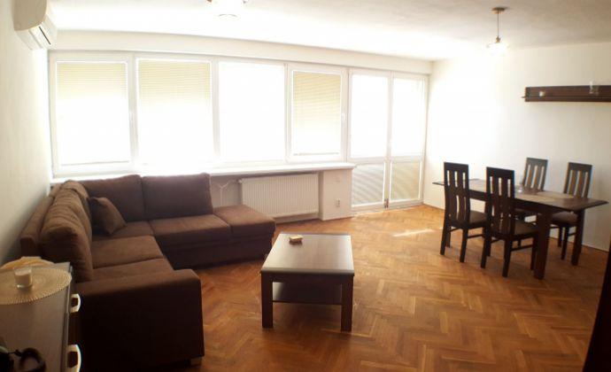 PRENÁJOM, exkluzívne 3 izbový byt, BRATISLAVA I. s garážou