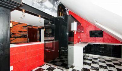 APEX ponúka LUXUSNÝ, ZARIADENÝ 3 izbový byt v centra Piešťan s výhľadom na Váh