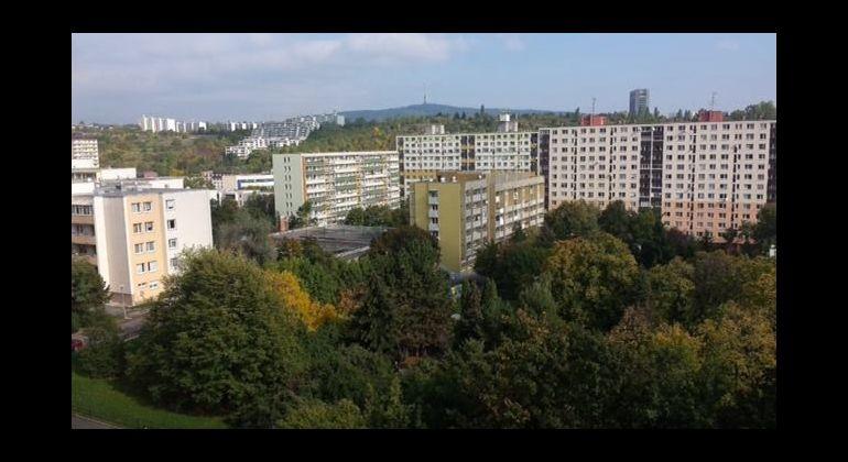 Prenájom, 1izbový byt, Bratislava - Karlova Ves, Gabčíkova ulica