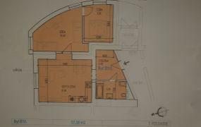 EXKLUZÍVNE IBA U NÁS !!! Ponúkame Vám na predaj apartmány 2 izbové od 45 m2, Dubnica nad Váhom - ul.Murgašova.