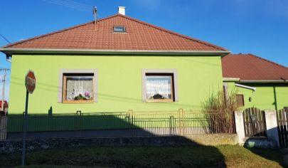 Volkovce, 7-izbový rodinný dom, 500 m2, okr. Zlaté Moravce