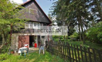 Pozemok 686 m² s rekreačnou chatou, lokalita Suchý Vrch – Limbach
