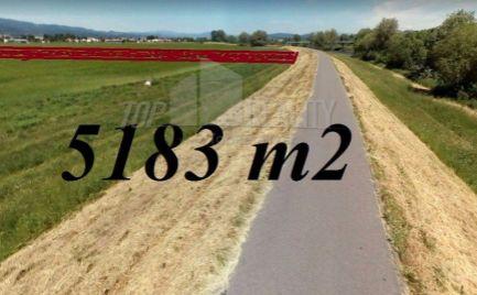 Orná pôda,Sliač, 5183 m2, 4393 m2 a 2852 m2