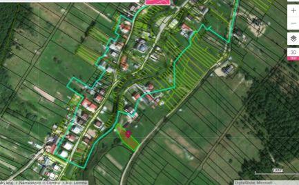 Pozemok pre rodinný dom, Lomná, 1204 m2