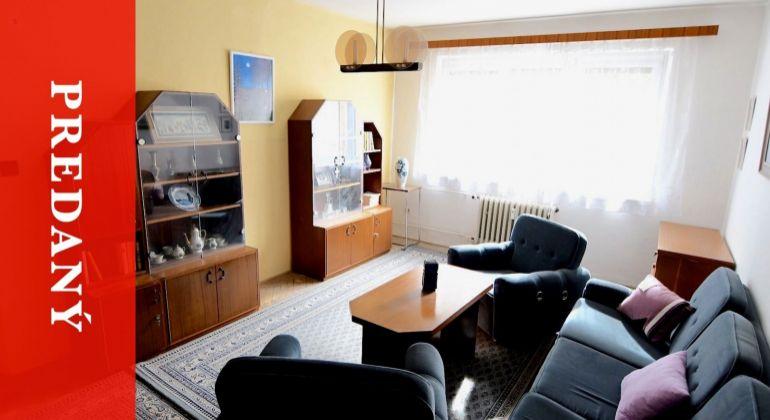 PREDANÝ: Realitná kancelária - Predaj - 1i - Bernoláka - Žilina - Bulvár - 40 m2 - Realitný maklér Žilina