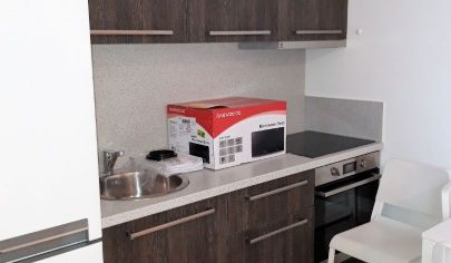 Prenájom - 1 izbový byt s loggiou, parkovacím státím v  novostavbe DNV - BA IV.TOP PONUKA!