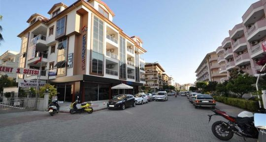 Predaj 2 izbový apartmán 70 m2 Alanya Oba Turecko 19201