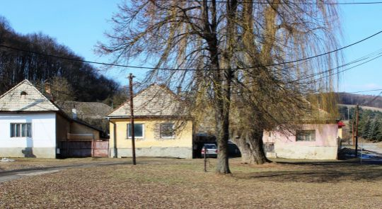 Ružiná rekreačná oblasť - na predaj starší dom s pozemkom