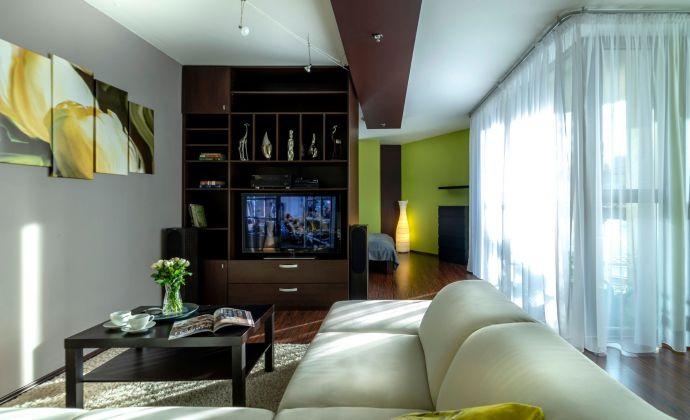Na predaj zariadený 2izb. apartmán, 68m2, Vienna Gate, Petržalka
