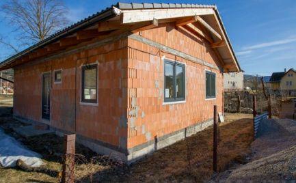 Novostavba nízkonákladového RD v Prostrednom Vadičove