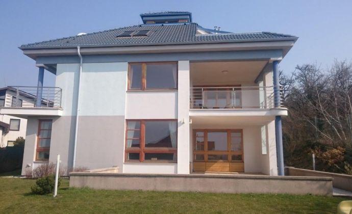 8 izb rodinný dom na prenájom – Bratislava - Koliba