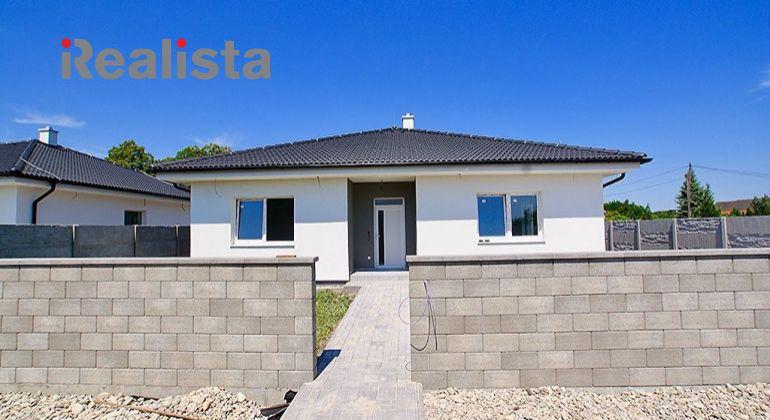 Nové, priestranné 4 izb rodinné domy v obci Michal na Ostrove